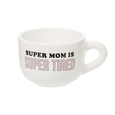 Cer Super Mom Cappuccino Mug