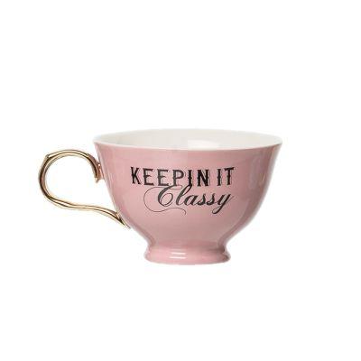 Keepin It Classy Oversized Teacup