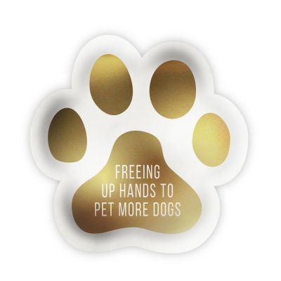 Freeing Up Hands To Pet More Dogs Trinket Tray