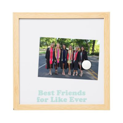 Best Friends For Like Ever Magnetic Frame