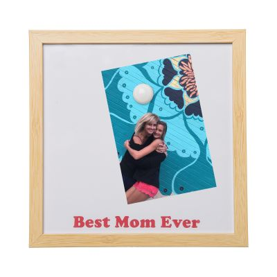 Best Mom Ever Magnetic Frame
