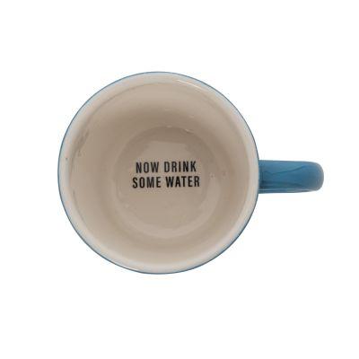 Drink Some Water Friendly Reminder Mug