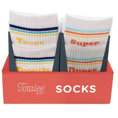 Socks In PDQ Set of 12