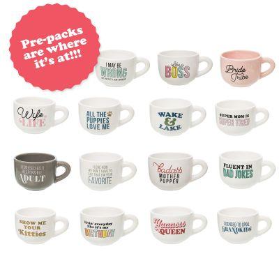 Cappuccino Mug Prepack (60 PCS)
