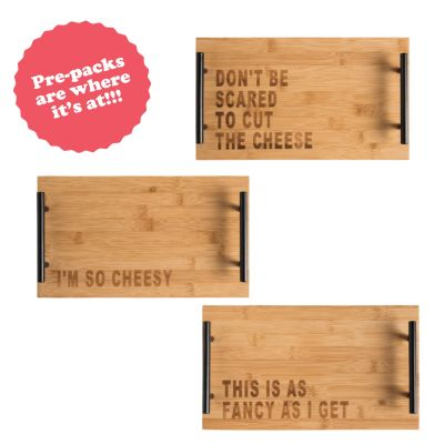 Cheese Board Prepack
