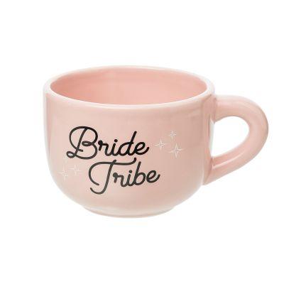 Bride Tribe Cappuccino Mug