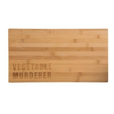 Vegetable Murderer Cutting Board