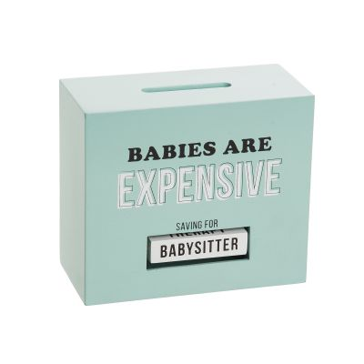 Babies Are Expensive Rotating Bank