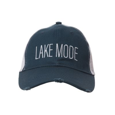 Lake Mode Baseball Hat