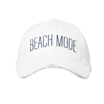 Beach Mode Baseball Hat