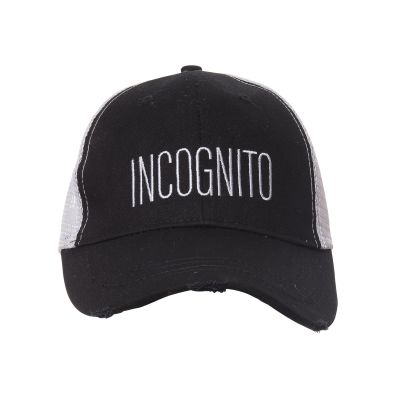 Incognito Baseball Hat