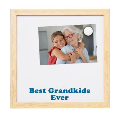 Best Grandkids Ever Magnetic Frame