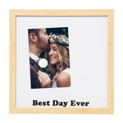 Best Day Ever Magnetic Frame