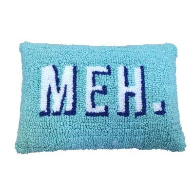 Meh. Small Lumbar Hook Loop Pillow