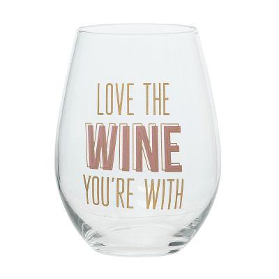 Love The Wine Glass