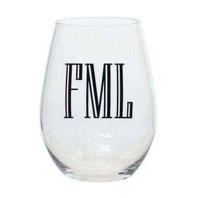 FML Wine Glass