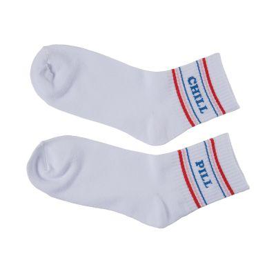 Chill/Pill Socks