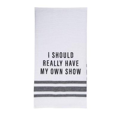 My Own Show Tea Towel