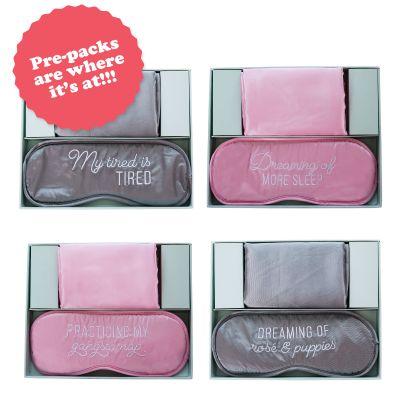 Eye Mask Prepack (12 PCS)